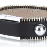 Bracelet python noir Béziers