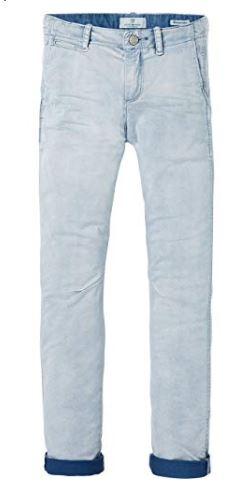 Pantalon bleu Scotch & Soda Béziers