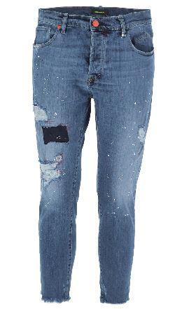 Jeans taché Imperial Béziers