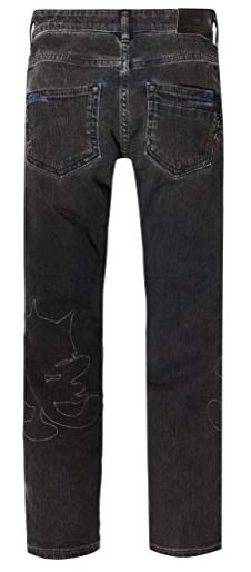 Jeans Félix le chat Scotch & Soda Béziers