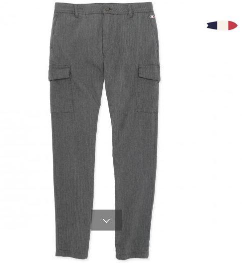Pantalon Oxbow Rilley noir