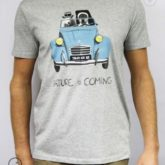 T-shirt St Tropez Nature is Coming B'3 Quatre Béziers
