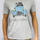 T-shirt St Tropez Nature is Coming B'3 Quatre Béziers