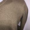 Pull col V coton/fibre de bambou Edween Pearson B'3 Quatre Béziers