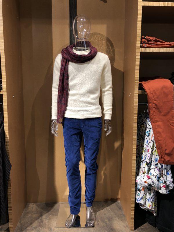 Pull laine/cachemire Privati Firenze B' Quatre Béziers