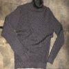 Pull col roulé laine mérinos Privati Firenze B'3 Quatre Béziers