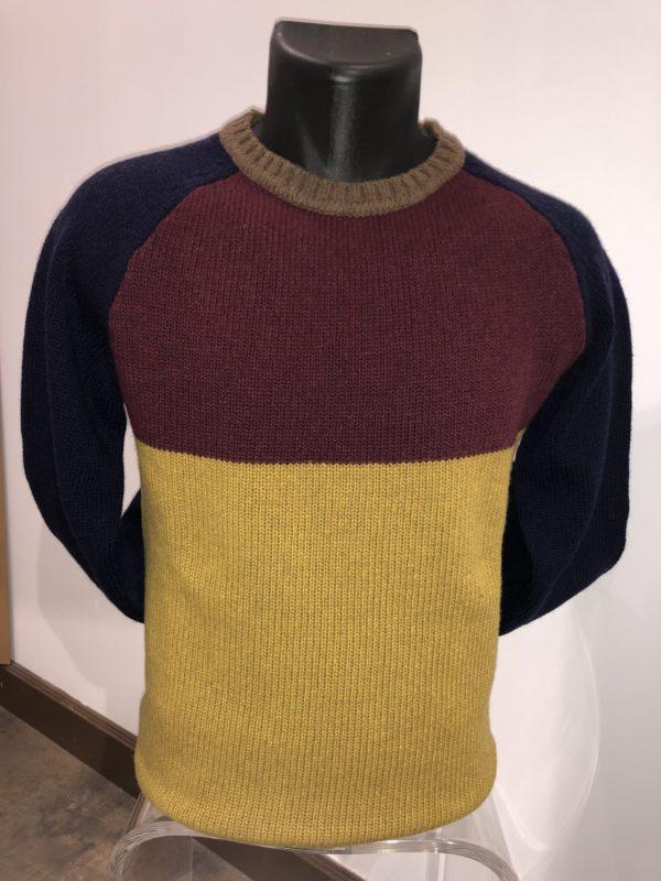 Pull col rond laine Privati Firenze, B'3 Quatre Béziers