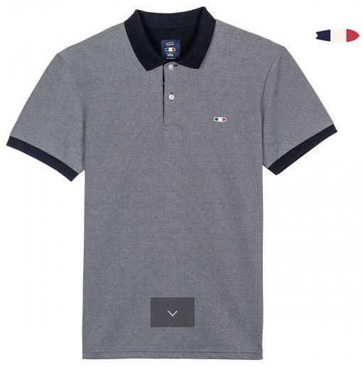 Polo en coton/polyester Oxbow B'3 Quatre Béziers