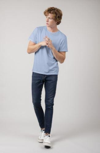 T-shirt en coton pima Edween Pearson B'3 Quatre Béziers